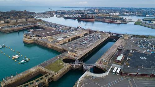 Edeis, nouveau concessionnaire du port de St Malo et de Cancale