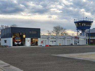 Nouveau véhicule de lutte contre les incendies d'aéronefs