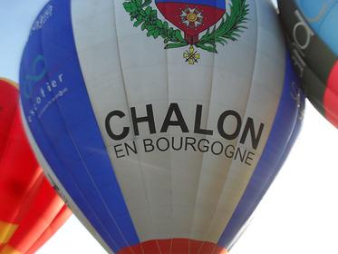 Vol en Montgolfière à partir de Chalon
